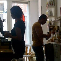 Photo taken at Rocaccino Rockin' Coffee by Sharon M. on 7/7/2012