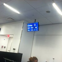 Photo taken at Gate 20 by Rob on 8/23/2012