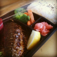 Photo taken at Bento-Ya by Dave West on 7/31/2012