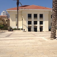 Photo taken at Suzanne Dellal Center for Dance and Theater by Ofir S. on 4/3/2012