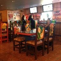 Photo taken at El Rio Grande Mexican Grill by Derrek O. on 4/24/2012