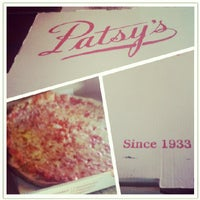 Photo taken at Patsy's Pizza - East Harlem by Augusto M. on 7/21/2012