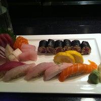 Photo taken at Yoshi Sushi by Daniel C. on 8/25/2012