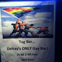 Photo taken at Tag-Bar Delray by Cherris W. on 4/22/2012