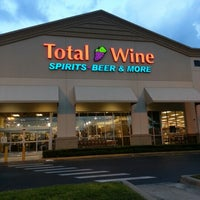 Photo taken at Total Wine & More by Stephanie S. on 9/4/2012