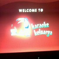 Photo taken at NAV Karaoke Keluarga by jian p. on 8/25/2012