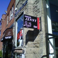 Photo taken at Jenny Nails by MONTREALiN on 9/1/2012