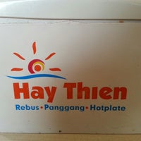 Photo taken at Hay Thien by Eric E. on 9/8/2012