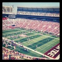 Photo taken at Bryant-Denny Stadium by Jim H. on 4/15/2012