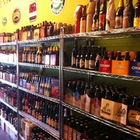 Photo taken at Salud Beer Shop by Adam H. on 8/18/2012