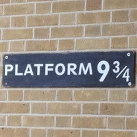 Photo taken at Platform 9¾ by Hamble W. on 6/17/2012