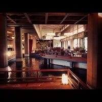 Photo taken at Hotel Sakan by T K. on 8/13/2012