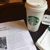 Photo taken at Starbucks by Audrey D. on 7/5/2012