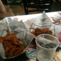 Photo taken at Wingstop by Adr V. on 6/15/2012