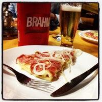 Photo taken at Restaurante Refúgio by Lucas G. on 6/30/2012