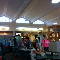 Photo taken at Mahoney/Pearson Dining Hall by Carlos O. on 2/17/2012