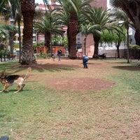 Photo taken at Parque Estudiante Javier Fernández Quesada ( Antiguo Parque Los Dragos) by Ramón H. on 6/9/2012