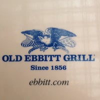 Photo taken at Old Ebbitt Grill by Duly F. on 6/19/2012