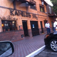 Photo taken at Kamilos 333 by Fatima N. on 4/10/2012