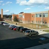 Photo taken at Northeastern Illinois University (NEIU) by Mary S. on 3/8/2012