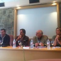 Photo taken at Diario SUR by Galería C. on 5/10/2012