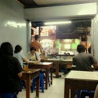 Photo taken at RM. Tio Ciu Bang Sinyo by Alvi V. on 6/22/2012