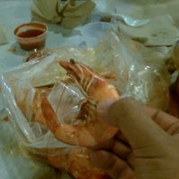 Photo taken at The Kickin' Crab by Sam M. on 7/26/2012