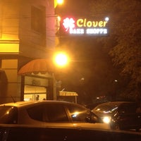 Photo taken at Clover Bakeshoppe by Arby S. on 7/26/2012