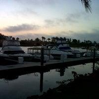 Photo taken at The Bridge At Seabridge by Yosi F. on 7/22/2012