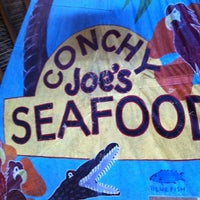 Photo taken at Conchy Joe's Seafood by Todd R. on 4/2/2012