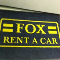Photo taken at Fox Rent A Car Los Angeles / LAX by Bobbi C. on 3/13/2012