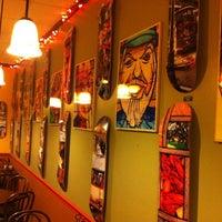 Photo taken at Jimmy J's Cafe by Rodrigo P. on 2/10/2012