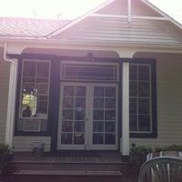 Photo taken at Brannan Cottage Inn by Gabriel D. on 2/26/2012