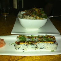 Photo taken at Hachi Asian Bistro by Eileen W. on 9/3/2012