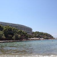 Photo taken at The Westin Athens by peter L. on 8/15/2012