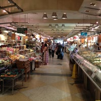 Photo taken at Grand Central Market by Jonathan P. on 6/23/2012