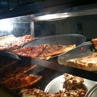 Photo taken at Old Manhattan Pizza by Todd B. on 5/27/2012