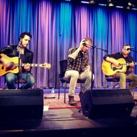 Photo taken at The GRAMMY Museum by Chris B. on 4/25/2012