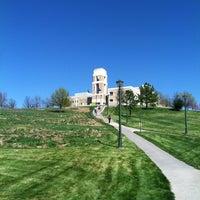 Photo taken at ISAT-CS Building by Brendan V. on 3/29/2012