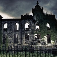 Photo taken at Smallpox Hospital by DigiMix Web Design & Development NYC on 2/23/2012
