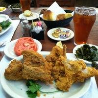 Photo taken at The Colonnade Restaurant by Brett H. on 4/28/2012