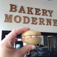 Photo taken at Bakery Moderne by CS on 4/14/2012