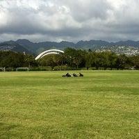 Photo taken at Kapiolani Regional Park by Rob M. on 3/23/2012
