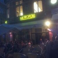 Photo taken at Metropole by thomas v. on 6/16/2012
