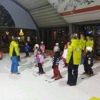 Photo taken at SnowWorld by Carmen L. on 2/5/2012