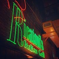 Photo taken at Ricatoni's Italian Grill by Brad G. on 5/13/2012