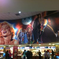 Photo taken at AMC River East 21 by HUGO H. on 4/28/2012
