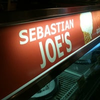 Photo taken at Sebastian Joe's Ice Cream Cafe by Nick on 7/30/2012