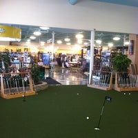 Photo taken at Golf Galaxy by Dawson A. on 3/18/2012