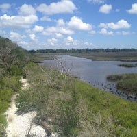 Photo taken at The Theodore Roosevelt Area at Timucuan Preserve by Tim B. on 6/19/2012